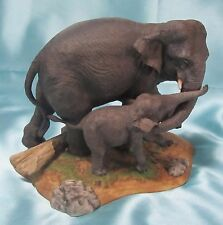 Lenox - Wildlife of the Seven Continents - Asian Elephant