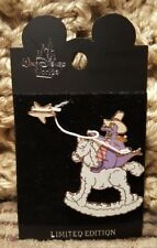 WDW - Figment On A Rocking Horse Roping A Star LE 3000 Disney Pin 16585 NOC