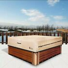 pool spa part Hot Tub Outdoor Cover Cap Heavy Duty Water-Resistant size 80x80x20
