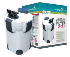 All Pond Solutions 1000EF Aquarium Fish Tank External Filter 1000 L/H