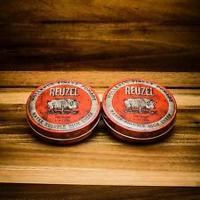 Reuzel Red Rote Heavy Hold Pomade 113g | 2 Dosen