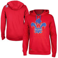 (Youth M10/12) ADIDAS Kids Boys NBA All-Star New Orleans West Pullover Hoodie