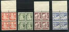 Nederland Kinderzegels 1930 232-235-blokken van 4 POSTFRIS cat waarde € 280