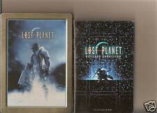 LOST PLANET EXTREME CONDITION XBOX 360/X BOX 360 acciaio LIBRO DI LATTA