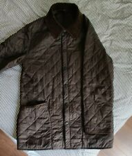Barbour Mens Liddesdale Quilted Jacket Size M - Superb condition