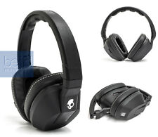 Skullcandy Crusher Stereo Headset Supreme Sound with Amp Bass Black