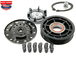 NEW A/C Compressor Clutch Kit for Jeep Patriot Compass Dodge Caliber 2007