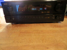 DENON AVR 3802 DOLBY 7.1 CHANNEL HOME THEATER A/V SURROUND SOUND STEREO