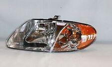 Left Side Headlight Assembly For 2001-2007 Dodge Caravan/Grand Caravan