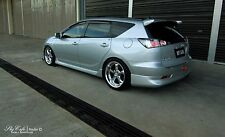 Pad on the rear spoiler C One Toyota Caldina ST AZ ZZ 240-246