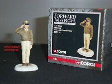Corgi CC59183 generales Dwight Eisenhower Metal avance figura soldado de juguete