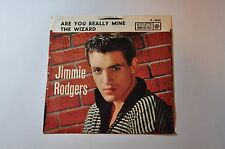 Jimmie Rodgers (R-4090) Are you really mine / The Wizard