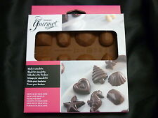 Silicone chocolate mould CHOCOLATES, jellies, sweets Pralines