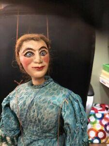 Tiller marionette puppet