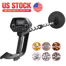Md-4030 Ground Search Metal Detector Deep Sensitive Gold Digger Coin Finder