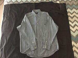 Ralph Lauren Long Sleeved Shirt - Size M