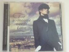For Someone Needs Love / Shunichi Miyamoto J-pop Music CD 10T OBI Victor Japan