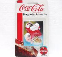 Coca-Cola - CALAMITA/MAGNETE magnets/aimants Babbo Natale - anno 1997
