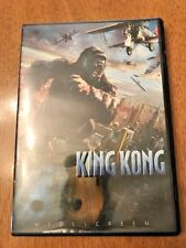 Pre owned DVD in Widescreen version King Kong by director Peter Jackson