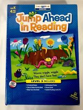 Learn To Read Book Box Jump Ahead In Reading Grade K Level 3 New In Sealed Box