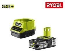 Ryobi RC18120-115 18 V 1,5 AH LITHIUM+ AKKU & Schnellladegerät