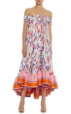 Emilio Pucci Runway Print Dress Gown uk8 it40 rrp4250gbp New