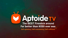 Amazon Fire TV Stick - Movies✔Sports✔Live TV✔Kids✔Alexa✔Kodi 17.6✔UK Seller