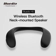 Altavoz Bluetooth Cuello Montaje en Soporte de Altavoz Inalámbrico Bluedio HS Fm Radio Sd