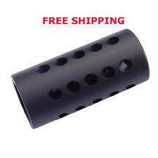 "DIP Muzzle Control Compensator .860"" 1/2x28 TPI for Ruger 22LR,22WMR,17HMR Rifle"