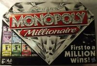 Monopoly Millionaire Board Game (2012) Parts & Pieces Only - You Choose