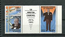 CAMERUN yv # PA 66/67 ** MNH Sir Winston Churchill
