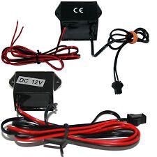 LKW 24V / PKW 12V - Spannungswandler LED Ambientebeleuchtung Trafo EL Volt Licht