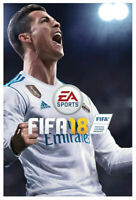 NEW FIFA 18 (Sony PlayStation 4, PS4) - Factory Sealed Fast Shipping