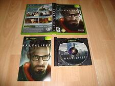 HALF LIFE HALF-LIFE 2 DE VALVE CORPORATION PARA LA PRIMERA XBOX USADO COMPLETO