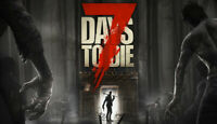 7 Days to Die Steam Key (PC/MAC/LINUX)) - Region Free - NO CD/DVD