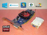 HP Pavilion a6604f a6607c a6610t a6614f DVI 1GB Radeon HD Video Graphics Card