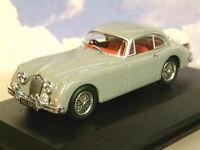 Oxford Diecast 1/43 1957-1961 Jaguar Xk150 Xk 150 Coupé en Mist Gris Jagxk150007