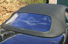 Renault Megane cabrio rear plastic window with zipper (for cabrio softtop hood)