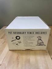21St Century Pets Electric Pet Boundary Fence Complete