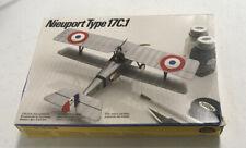 1/48 Testors No. 613 Nieuport Type 17C.1