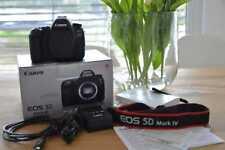 Canon EOS 5D Mark IV 30.4MP DSLR-Kamera Body unter 10.000 Auslösungen