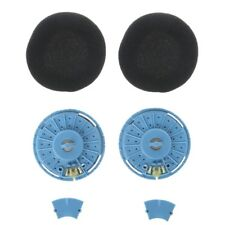 1 Pair Replacement Audio Rounder Speakers For Koss Portapro Headphone + Earpads