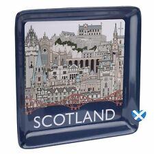 Scotland Landmarks serving tray 31 cm Leonardo Collection Lap Tasse De Thé Diner NEUF