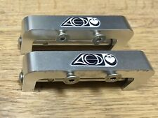 ACD Unlimited Heel Blocks for Axis Pedals In Silver