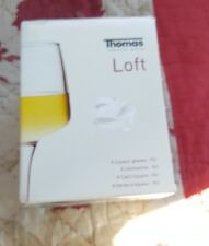 Thomas Rosenthal Group ~ Set of 4 ~ LOFT Liqueur glasses 9cl. ~ NIB Great Gift