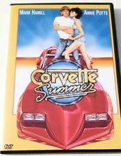 CORVETTE SUMMER rare Comedy dvd MARK HAMILL Annie Potts 1978