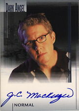 DARK ANGEL - J.C. MacKenzie 'Normal' Autograph Card (Topps) #NEW