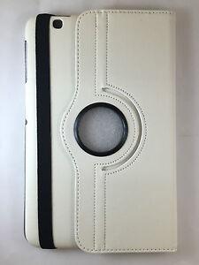 """Housse Tablet Pour LG G Pad 10.1 V700 10,1 """" Pivotant 360º Couleur Blanc"""