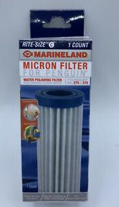 Marineland Micron Filter for Penguin Rite-Size C - Penguin Pro 275 & 375