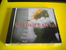 The Chieftains The Long Black Veil CD NEW SEALED 1995 Irish Folk Derek Bell